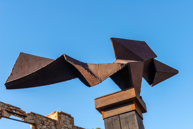 friche escalette marseille évènement Parcours sculptures